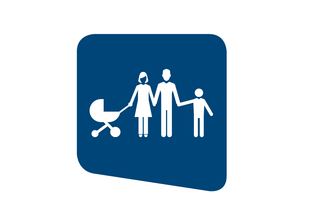 In Germany families are supported by the state. Get to know more about the many different benefits.