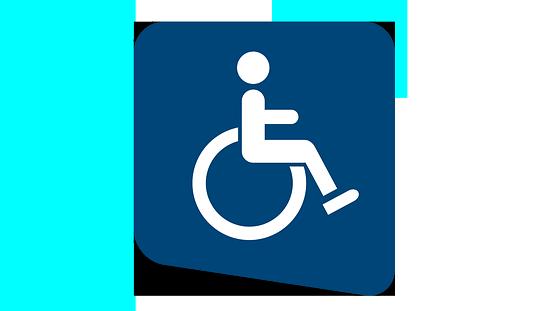 """zum Bereich """"Menschen mit Behinderungen"""""""